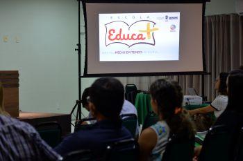 Educação inicia formação para professores e gestores das novas escolas de tempo integral