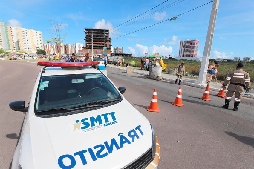 Apoio da Prefeitura garante tranquilidade à realização de blocos durante final de semana