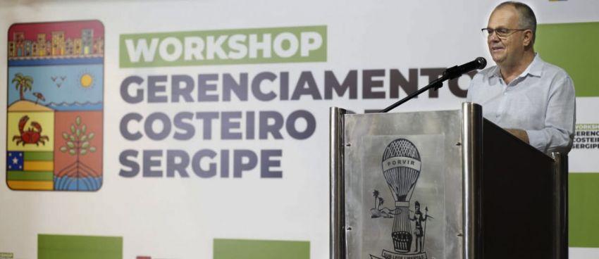 Governo debate regras para o desenvolvimento sustentável da costa sergipana