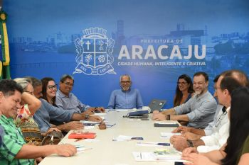 Prefeitura de Aracaju é a primeira do Brasil a implantar plataforma sobre Cidades Inteligentes