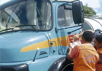 Pipeiros serão credenciados para atuar em município em situação de emergência por causa da seca