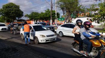Energisa e SMTT realizam blitz de prevenção a colisões no período de Carnaval