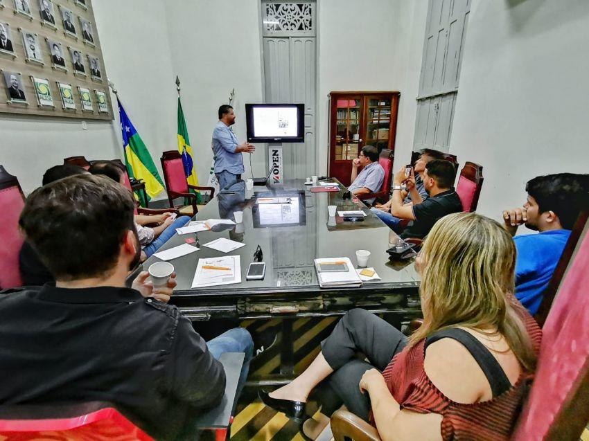 ACESE reúne agências de publicidade para delimitar ações para o Centro de Aracaju