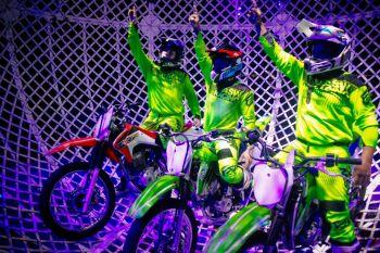 Última semana: Le Cirque se despede de Aracaju
