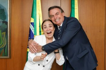 Globo e Regina Duarte entram em acordo e encerram contrato de mais de 50 anos