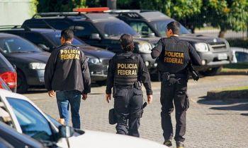 Operação da PF combate tráfico de armas em vários estados