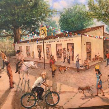 Continua em exposição na Álvaro Santos a 8ª Panorâmica das Artes em Sergipe