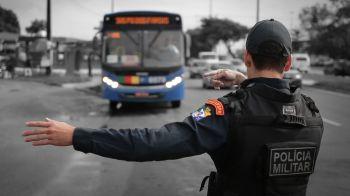 Roubos a ônibus caem quase 90% na capital e Região Metropolitana no início de 2020