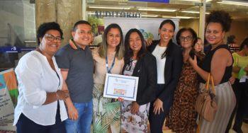 Programa de responsabilidade social da Unit é reconhecido com Selo ODS