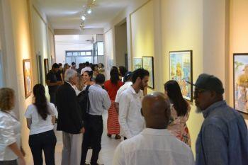 Exposição 'Estado de Ritmo e Cor' é aberta com destaque na sergipanidade