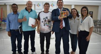Unit participa de Café com Negócios da 2ª Expo Indústria Comércio e Serviços