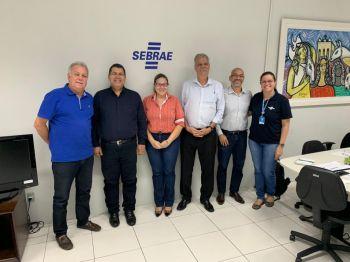 Unit e Sebrae/SE discutem parcerias para inovação na educação