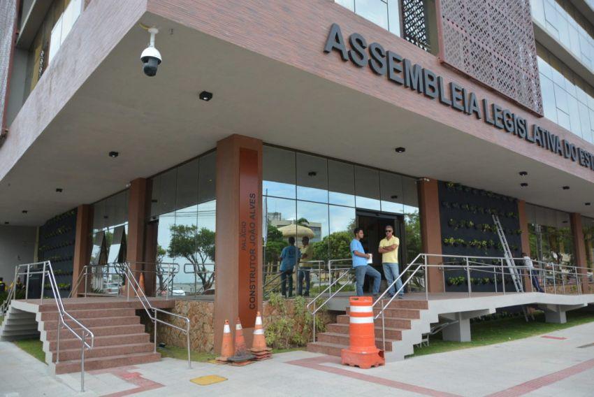Alese reconhece Estado de calamidade pública em Sergipe