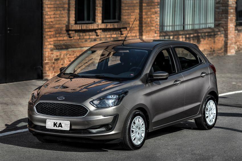 Ford anuncia o adiamento de parcelas para clientes com veículo financiado