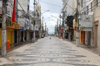 Medidas de isolamento estabelecidas por decreto da Prefeitura estão mantidas