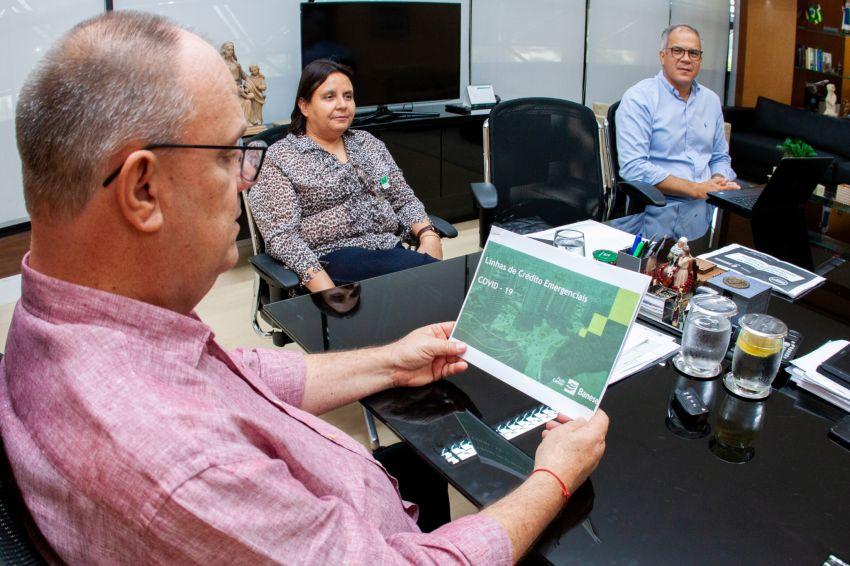 Governo libera até R$ 500 milhões para socorrer pequenas, médias e grandes empresas afetadas pela crise da Covid -19