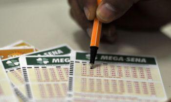 Mega-Sena sorteia nesta quarta-feira prêmio de R$ 4,8 milhões