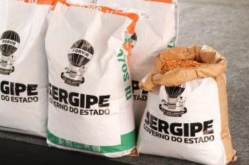 Governo de Sergipe dá início ao Programa de Distribuição de Sementes de milho