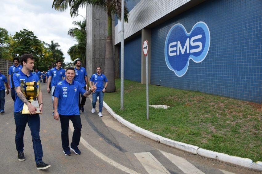Grupo farmacêutico EMS é multado em R$ 6,5 milhões