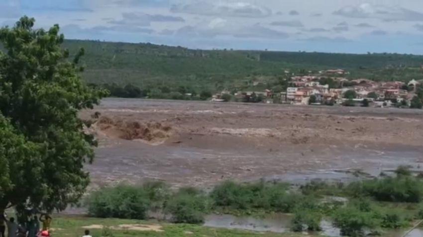 Rio São Francisco em Sergipe tem novo aumento da vazão