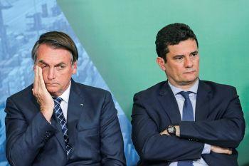 Moro tem áudios de conversas com Bolsonaro