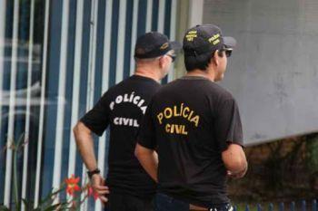 Três pessoas são presas após operação da Polícia Civil na cidade de Boquim