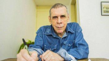 Escritor Sérgio Sant'Anna morre no Rio com sintomas de covid-19