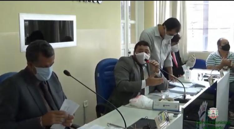 Câmara de Lagarto forma Comissão para analisar notificação do MP sobre a prefeita Hilda Ribeiro