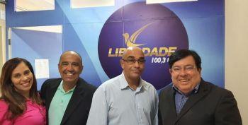 Liberdade Sem Censura estreia dia 18 na rádio Liberdade FM, trazendo muitas novidades