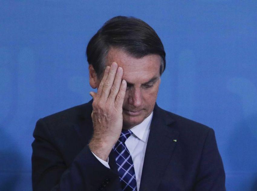 Oposição entrega pedido impeachment de Bolsonaro à Câmara de Deputados