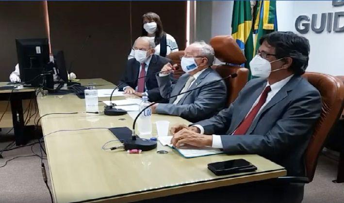 Governo apresenta à Alese ações para minimizar efeitos da pandemia na Educação