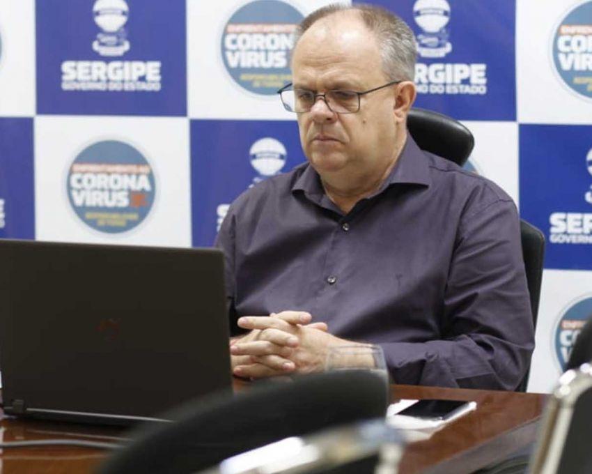Belivaldo e demais governadores do Brasil pedem ao presidente a sanção do auxílio emergencial aos Estados e Municípios
