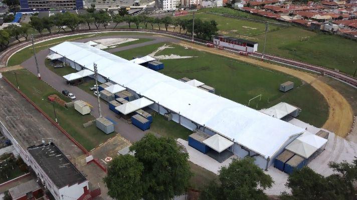 Hospitais de Campanha recebem apoio da Energisa Sergipe