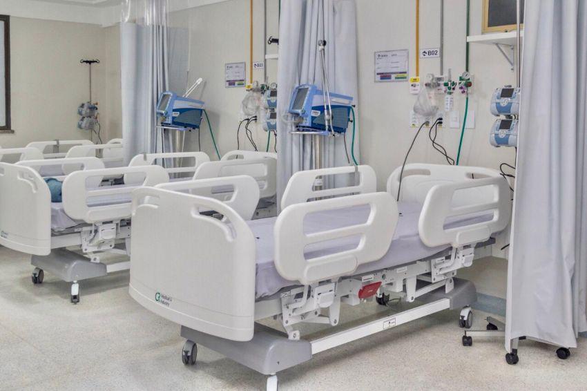 Cirurgia é hospital filantrópico de Sergipe que disponibiliza mais leitos para tratar os pacientes com COVID-19