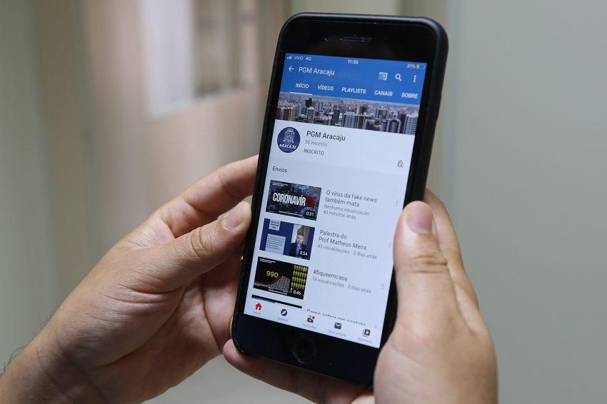 Procuradoria-Geral de Aracaju lança canal online para esclarecer questões jurídicas