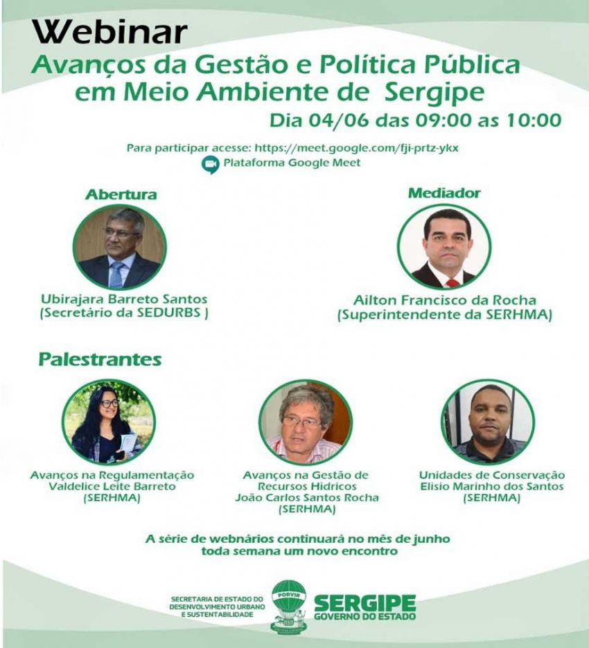 Avanços da Gestão e Politicas Públicas em Meio Ambiente são tema de palestra alusiva ao dia do Meio Ambiente