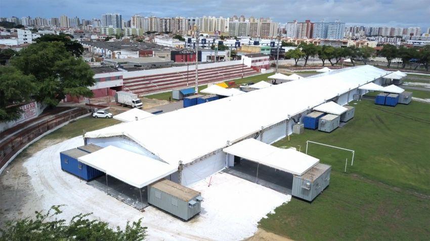 Energisa isenta Prefeitura do pagamento do projeto de energia elétrica do Hospital de Campanha