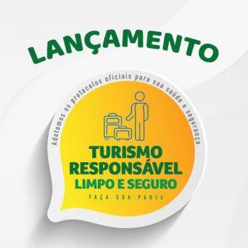 Governo de Sergipe participa do lançamento do Selo Turismo Responsável com o ministro do Turismo