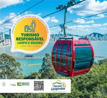 Selo de turismo certificará higiene e prevenção contra a covid-19