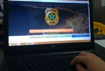Plataforma da Polícia Civil de Sergipe já registra mais de 10,9 mil boletins de ocorrência