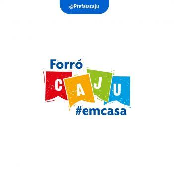 Prefeitura divulga atrações musicais selecionadas para o Forró Caju em Casa