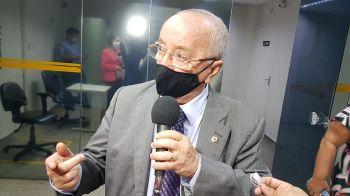 Luciano Bispo externa preocupação com as finanças do Estado