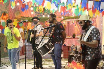 Forró Caju em Casa valoriza releitura e interpretação de obras musicais sergipanas