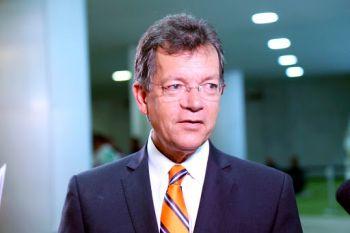 Laércio debate ações em defesa da agricultura  sergipana com superintendente do MAPA