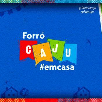 Forró Caju em Casa apresenta o autêntico e releituras do forró nesta sexta, 26