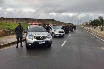 Polícia Militar realiza operação na capital e no interior do estado para cumprimento do Decreto governamental