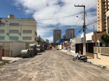 Obra complementar do corredor Hermes Fontes entra em nova fase a partir da próxima semana
