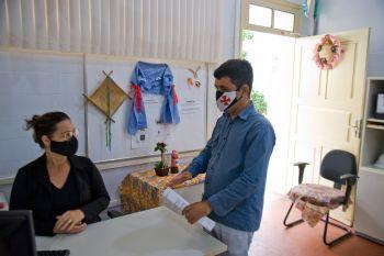 Servidores públicos da Sedurbs adaptam-se às novas medidas de vigilância sanitária
