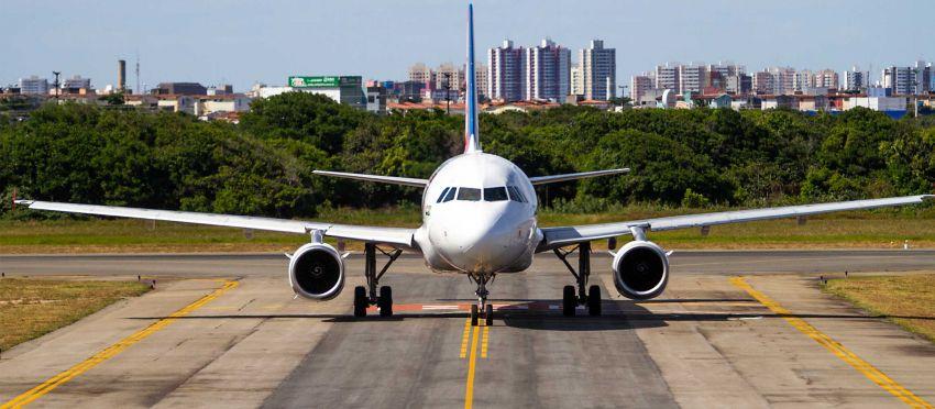 Passaredo Linhas Aéreas inicia operação no mercado sergipano com voo direto para Salvador