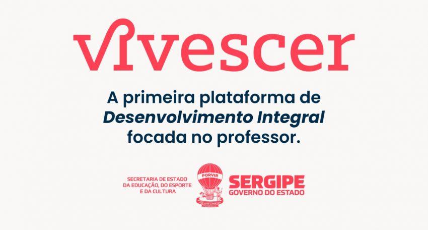 Educação Sergipe lança apoio socioemocional aos professores da rede pública